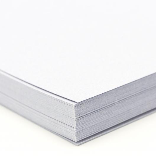 CLOSEOUTS Royal Fiber Text 70lb Periwinkle 8-1/2x11 500/pkg