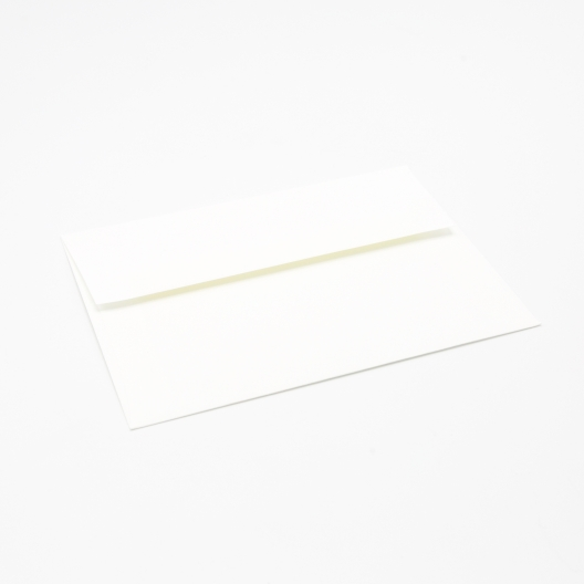 SAVOY Brilliant White Envelope A-7 Square Flap 50/pkg