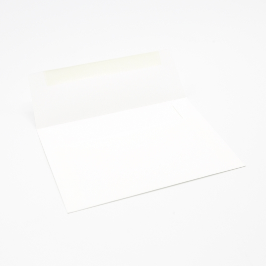 SAVOY Envelope Bright White A-1 Square Flap 50/pkg