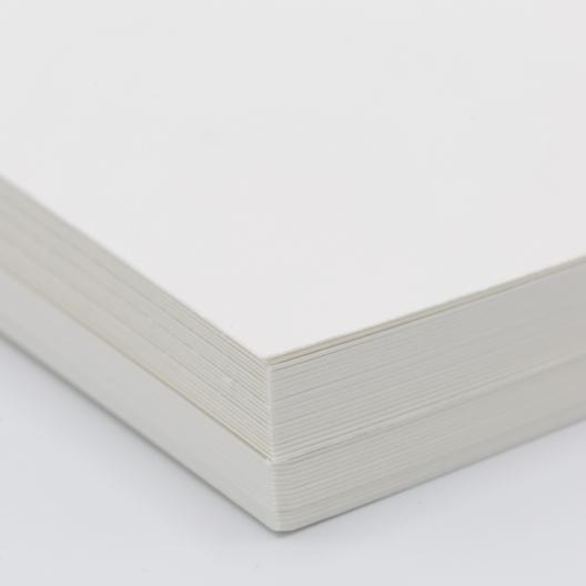 SAVOY Bright White 8-1/2x11 92lb/16pt Cover 100/pkg