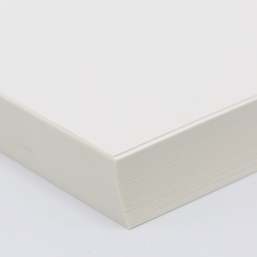 SAVOY Natural White 8-1/2x11 80lb/9pt Text 100/pkg