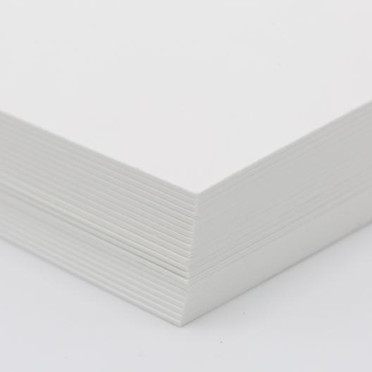 SAVOY Brilliant White 8-1/2x11 236lb/40pt DTC Cover 50/pkg