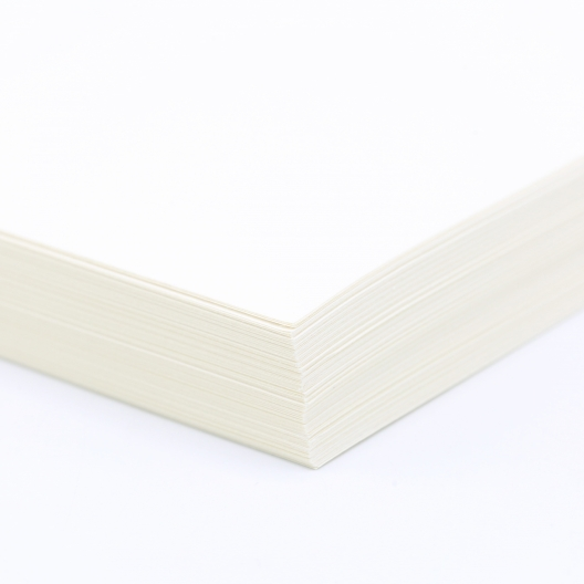Strathmore Writing Cover Natural Wh Laid 8-1/2x11 88lb 125pk
