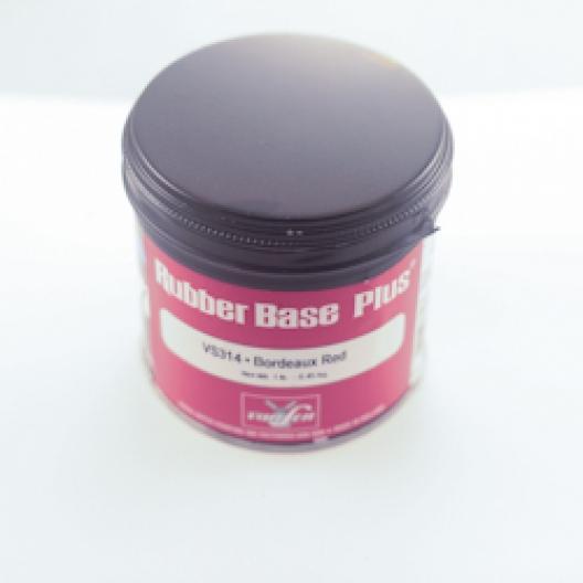 Van Son Rubber Base Plus Bordeaux Red Ink 1lb
