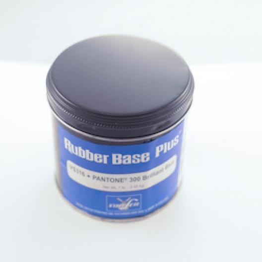 Van Son Rubber Base Plus Brilliant Blue Ink 1lb