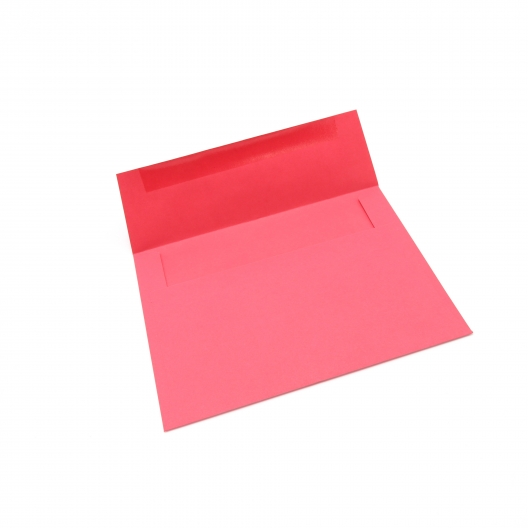 Astrobright Envelope Re-Entry Red A2[4-3/8x5-3/4] 250/box