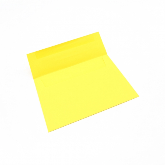 Astrobright Envelope Solar Yellow A2[4-3/8x5-3/4] 250/box