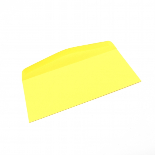 Astrobright Envelope Sunburst Yellow #10 24lb 500/box