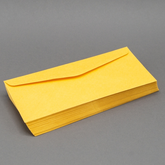 Brown Kraft #10 24lb Regular Envelope 500/box