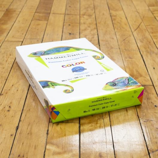 Hammermill Color Copy Digital Cover 11x17 80lb 250/pkg