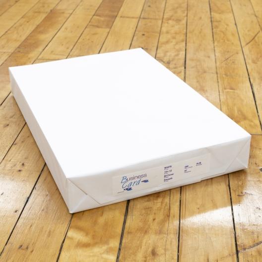 Paperworks BC Cover 13x19 80lb/216g Solar White 250/pkg