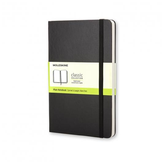 Moleskine Journal Black (Pocket Plain)