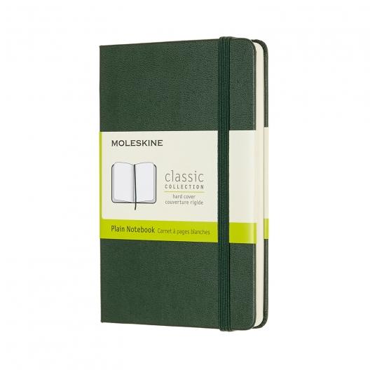 Moleskine Journal Green (Pocket Plain)