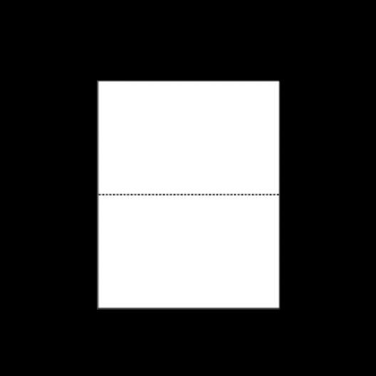 Perforated at 5-1/2 Exact Pink 8-1/2x11 24lb 500/pkg