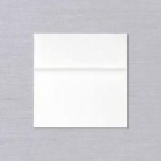 SAVOY Natural White Envelope 6-1/2 x 6-1/2 Square 50/pkg