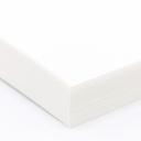 Classic Laid Cover Solar White 8-1/2x11 80lb 250/pkg