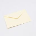 Crane's Lettra Ecru A1 Envelope Pointed Flap 50pkg
