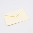 Crane's Lettra Ecru A7 Inside Envelope Pointed Flap Ungummed 50pkg