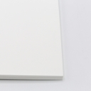 Colorplan Pristine White 19x25 130lb cover 25pk
