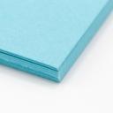 Colorplan Turquoise Blue 8.5x11 130lb cover 48pk