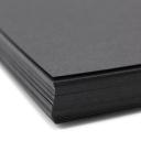 Basis Premium Cover 8-1/2x14 80lb Black 100/pkg