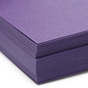 Basis Premium Cover 8-1/2x14 80lb Dark Purple 100/pkg