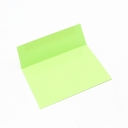Basis Premium Envelope A2[4-3/8x5-3/4] Light Green 250/box
