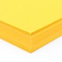 Mohawk Via Safety Yellow 8-1/2x11 80lb 100/pkg