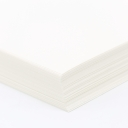 Strathmore Writing Cover Soft Wht Wove 8-1/2x11 88lb 125/pkg