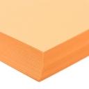 CLOSEOUTS Brite Orange Exact Cover 8-1/8/2x11 65lb 250/pkg