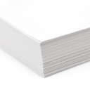 Perforated at 3-2/3 Exact Gray 8-1/2x11 24lb 500/pkg