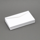 White Wove #7-3/4 24lb Regular Envelope 500/box