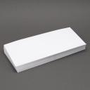 White Wove #8-5/8 24lb Regular Envelope 500/box