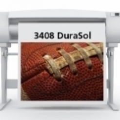 SIHL 3408 DuraSOL Light Display Film 9mil 36in x 100ft 3in/core 1/cs