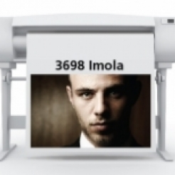 SIHL 3698 Imola Photo Paper Pearl 7mil 36in x 100fti 3in/core 1/case