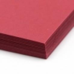 Colorplan Scarlet 8.5x11 130lb cover 48pk