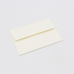 Classic Laid Envelope Baronial Ivory A7       Full Case