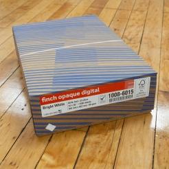 Finch Opaque Digital 12x18 60lb 1,250/CASE