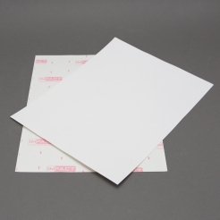 Label Paper for Laser Printer 8-1/2x11 Hi-Gloss Coated 100/pkg