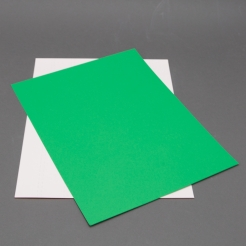 Astrobright Gamma Green 8-1/2x11 Label Paper 100/pkg
