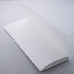 Tri-Fold Brochure 8-1/2x11 Royal Fiber White 100/pkg