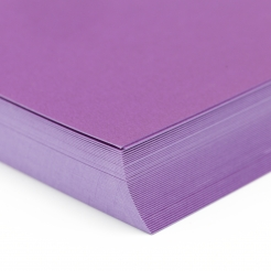 So Silk Cover Fashion Purple 8-1/2x14 92lb/250g 100/pkg