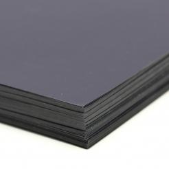 Plike Cover Blue 8-1/2x14 122lb/330g 100/pkg