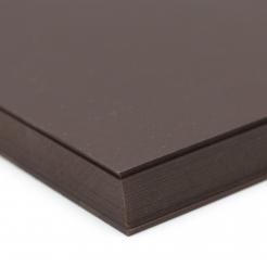 Plike Text Brown 8-1/2x14 95lb/140g 100/pkg