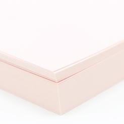 Plike Text Pink 12x18 95lb/140g 100/pkg