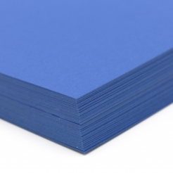 Plike Cover Royal Blue 8-1/2x14 122lb/330g 100/pkg