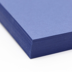 Stardream Cover Sapphire 8-1/2x11 105lb/285g 100/pkg