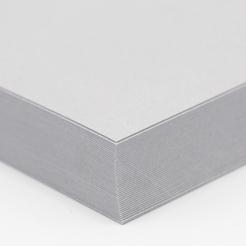 Stardream Text Silver 8-1/2x11 81lb/120g 100/pkg