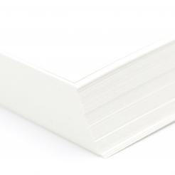 Curious Skin Ivory 8-1/2x14 100lb/270g Cover 100/pkg