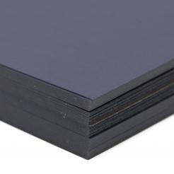 Curious Skin Violet 8-1/2x14 100lb/270g Cover 100/pkg